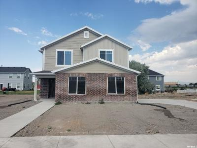 Springville Single Family Home For Sale: 287 N 1325 W #LOT 30
