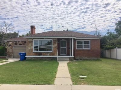 Orem Single Family Home For Sale: 926 N 75 E