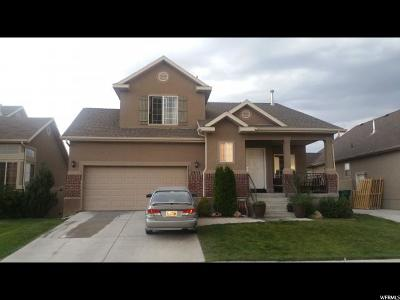 Lehi Single Family Home For Sale: 2533 W 2150 N