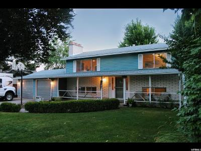 Sandy Single Family Home For Sale: 11552 S Dry Gulch Rd E