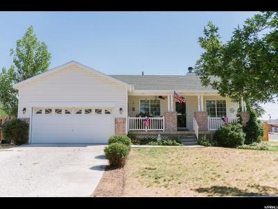 Tooele Single Family Home For Sale: 808 E 540 N