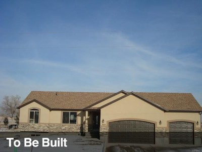 Grantsville Single Family Home For Sale: 838 N Old Lincoln Hwy W #1