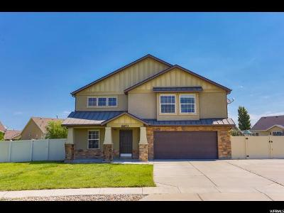 West Valley City Single Family Home For Sale: 6673 W Meadow Farm Dr