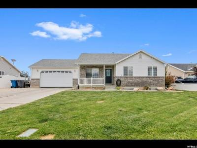 Santaquin Single Family Home For Sale: 49 E 730 N