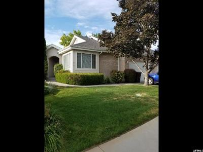 Orem Single Family Home For Sale: 278 W 170 N