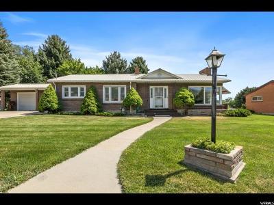 Alpine Single Family Home For Sale: 436 E 100 S