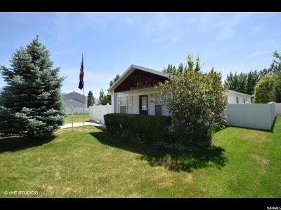 Spanish Fork Single Family Home For Sale: 113 N 700 W