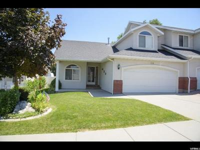 Tooele Condo For Sale: 214 N Hometowne Ct