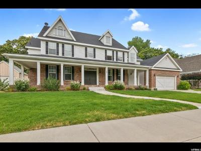 Orem Single Family Home For Sale: 746 Carterville Rd