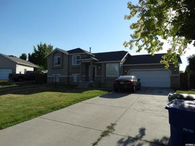 West Valley City Single Family Home For Sale: 4068 S Sheri Way W