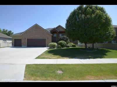 Tremonton Single Family Home For Sale: 955 W 720 N