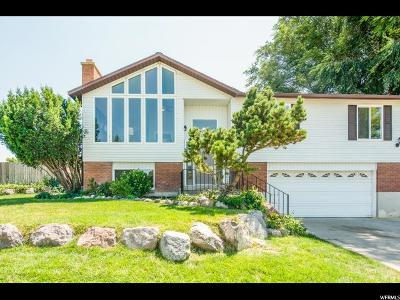 West Valley City Single Family Home For Sale: 5131 W Pavant Cir S