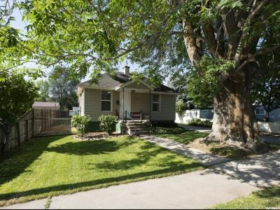 Springville Single Family Home For Sale: 460 E 200 N