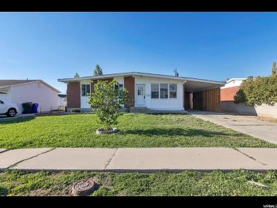 Tooele Single Family Home For Sale: 331 E Valley View Ln N