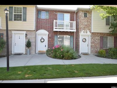 Provo Townhouse For Sale: 1159 N 2850 W