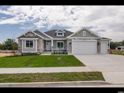 South Jordan Single Family Home For Sale: 2133 W Legend Ct