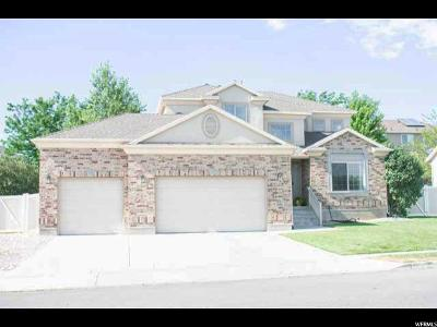 Lehi Single Family Home For Sale: 1521 E 330 N