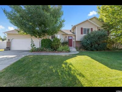 Lehi Single Family Home For Sale: 544 N Woods Dr W