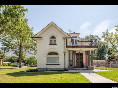 Provo Single Family Home For Sale: 213 S 100 E