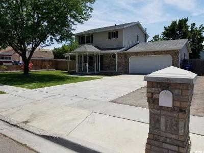 Single Family Home For Sale: 433 W 300 S