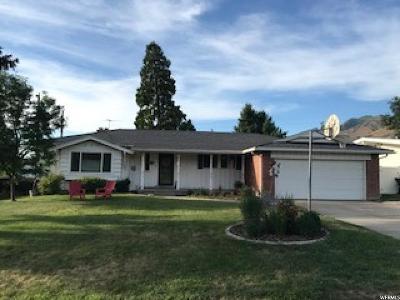 Salt Lake City Single Family Home For Sale: 2797 E 3365 S