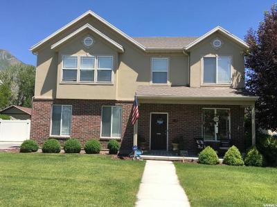 Springville Single Family Home For Sale: 564 N 950 W