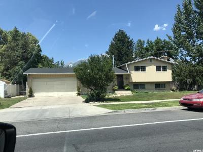 Orem, Provo Single Family Home For Sale: 779 Center St E
