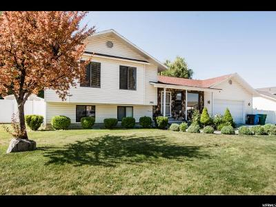 Single Family Home For Sale: 190 W 225 N
