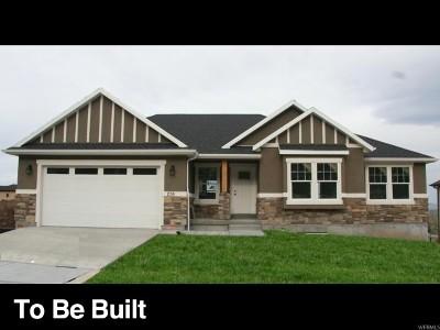 Salem Single Family Home For Sale: 1194 S 50 E #44