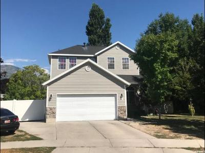 Provo Single Family Home For Sale: 1643 W 470 S