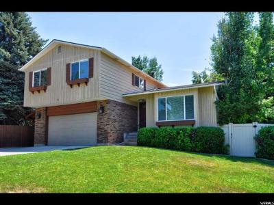 Cottonwood Heights UT Single Family Home For Sale: $525,000