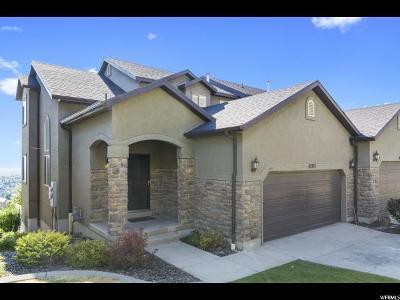 Cedar Hills Townhouse For Sale: 10379 N Morgan Blvd E