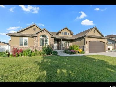 Spanish Fork Single Family Home For Sale: 313 S 2000 E