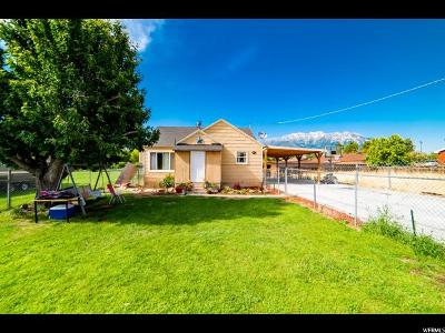 Orem Single Family Home For Sale: 644 W 400 S