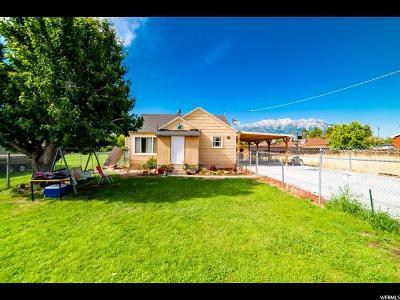 Orem, Provo Single Family Home For Sale: 644 W 400 S