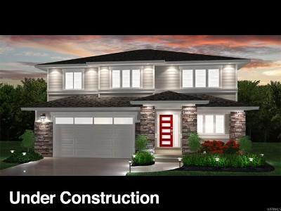 Eagle Mountain Single Family Home For Sale: 7307 N Honey Field Way E
