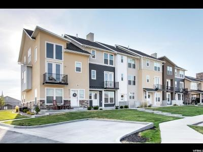 Spanish Fork Townhouse For Sale: 984 S High Ridge Rd