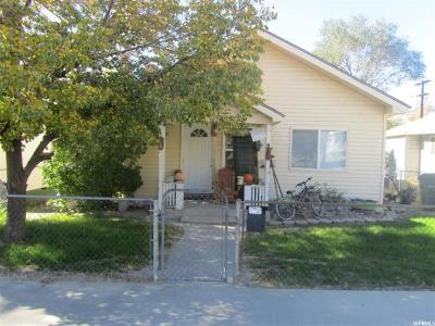 Carbon County Single Family Home For Sale: 48 S 200 E