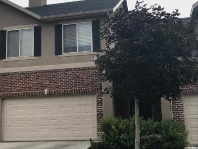 Lehi Townhouse For Sale: 3454 Ace Ln N