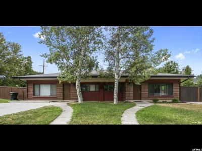 Holladay Multi Family Home For Sale: 2168 E Fardown Ave S