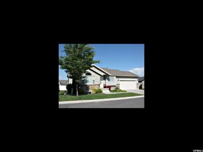 North Logan Single Family Home For Sale: 2611 Meadow Ln