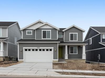 Salt Lake County Single Family Home For Sale: 3532 W Beckham Dr #340