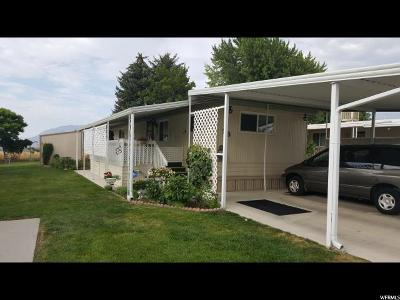 Single Family Home For Sale: 3800 S 1900 W #28