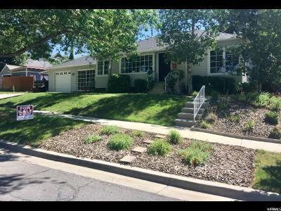 Single Family Home For Sale: 921 S 2000 E