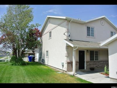 Tremonton Townhouse For Sale: 526 W 350 N