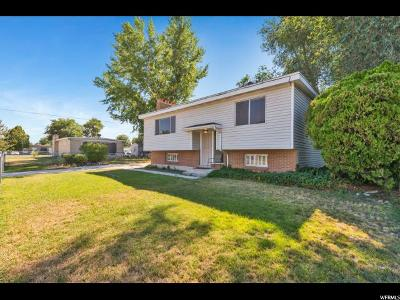Single Family Home For Sale: 3450 S 400 E