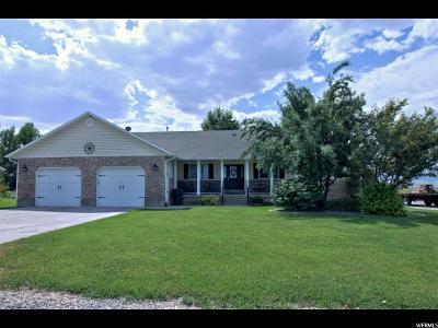 Preston Single Family Home For Sale: 1111 N 800 W