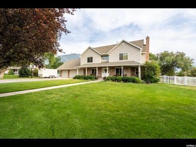 Mapleton Single Family Home For Sale: 292 E 1700 N