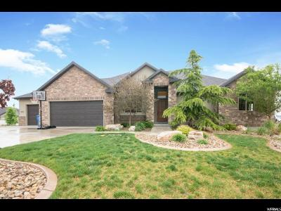 Herriman Single Family Home For Sale: 5052 W Woodsmere Ln