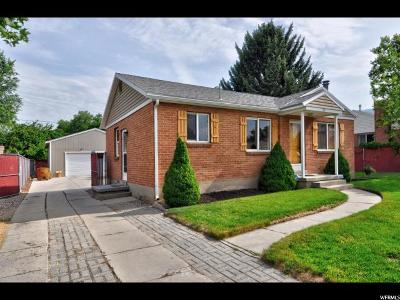 American Fork Single Family Home For Sale: 366 W 500 N
